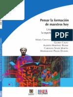Pensar la Formación Docente.pdf