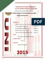 Informe Destilación Final