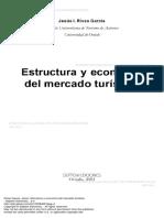 Estructura y Economía Del Mercado Turístico Capitulo 8
