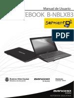 Manual Notebook