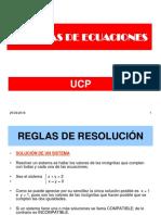 4. Sistema de Ecuaciones