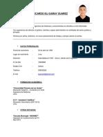 Curriculum Kevin Garay Saurez