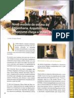 Matéria Revista SME Ensino Engenharia