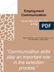 14A Employment communication (resume and cover letter).pptx