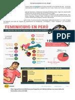 Femenicidios en El Perú