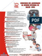 RJ 038-2008-SIS - La Cartilla de Derechos de Los Asegurados Al SIS
