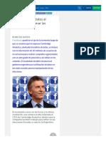 Facebook Filtro Datos Al Gobierno Para Ganar Las Elecciones