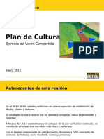 Plan Patxi. Enero 2015