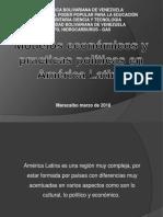 Modelos Economicos en america latina