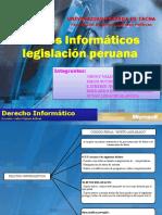 DELITOS INFOTMATICOS -  LEGISLACION PERUANA.pptx