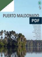 ANALISIS PUERTO MALDONADO