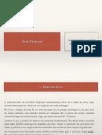 Modelo de Book Proposal