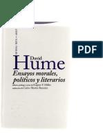 Hume, David - Ensayos morales, políticos y literarios.pdf