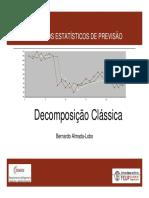Bernardo Almada-Lobo - Decomposição Clássica 1