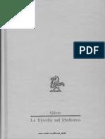 Etienne Gilson - La filosofia nel Medioevo. Dalle origini patristiche alla fine del XIV secolo (1973, La Nuova Italia).pdf