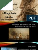 Unidad 3 Galeón de San José - Yirley Daniela Valencia