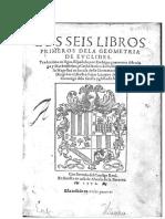 Libros de Euclides