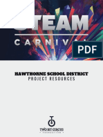hawthorne steam carnival - project resources