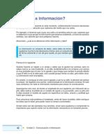 Guias de estudio para el libro de TIC de cuarto año secundaria argentina