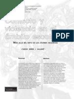 Conflicto y violencia ambito escolar- Serra i Salame.pdf
