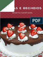 E-book Massas e Recheios