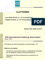 Presentacion Cluttering