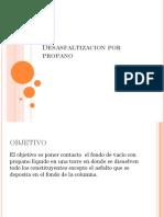 Desasfaltizacion por propano.pptx