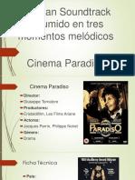 Presentación Cinema Paradiso