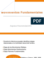Movimientos Fundamanetales