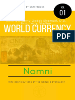 World Currency White Paper Vol 1. by H.I.M Dr. Lawiy-Zodok Shamuel, D.D.