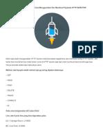 Cara Membuat Config HTTP Injector Lengkap