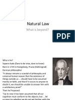 Filhum Natural Law