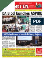 Bikol Reporter July 16 - 22, 2017 Issue