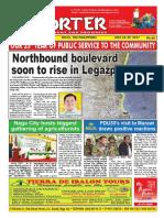 Bikol Reporter July 23 - 29, 2017 Issue