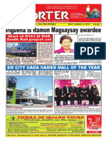 Bikol Reporter July 30 - August 5, 2017 Issue