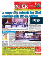Bikol Reporter August 27 - September 2, 2017 Issue