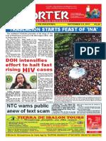 Bikol Reporter September 3 - 9, 2017 Issue