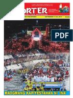 Bikol Reporter September 17 - 23, 2017 Issue