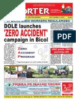 Bikol Reporter October 29 - November 4, 2017 Issue