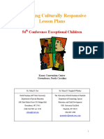 culturally relevant lesson planning