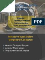 2.Pengendalian Mesin Elektrik 2.2
