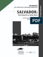 Serie Ordem Urbana Salvador