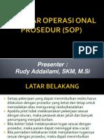 09 SOP Presentasi