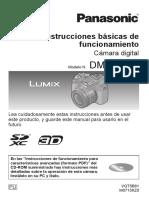 Panasonic FZ70 Instrucciones Básicas