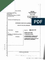 Russell Simmons Jane Doe Lawsuit