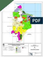 Peta Rencana Pola Ruang Kabupaten Deli Serdang Prov. Sumatera Utara