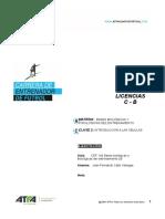 CEF Bases biologicas y fisiologicas del Entrenamiento Clase 2 Ejercitacion.doc
