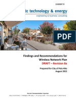 Exhibit D-Palo Alto - Wireless Network Plan - Rev 8a - 20150824
