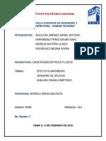 Efecto Klinkenberg y Análisis Granulométrico Investigación