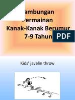 Sambungan Permainan Kanak2 Berumur -7-9 Tahun